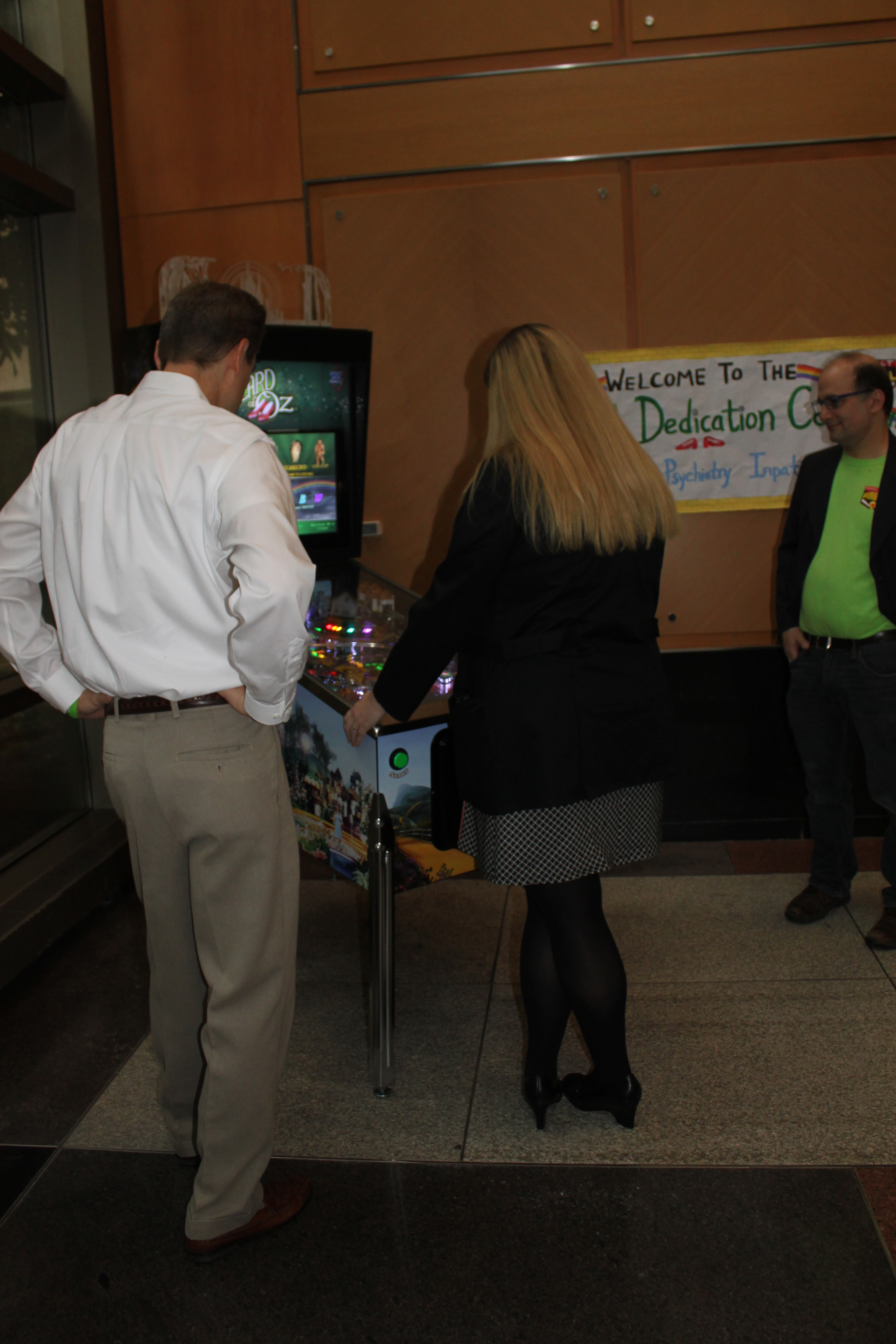 UNC Children's – The Project Pinball Charity